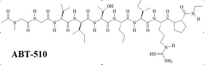 ABT 510 Peptide Synthesis