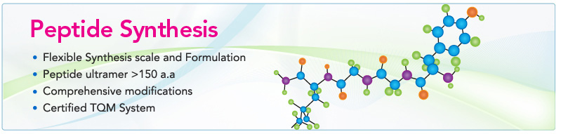 peptide synthesis services