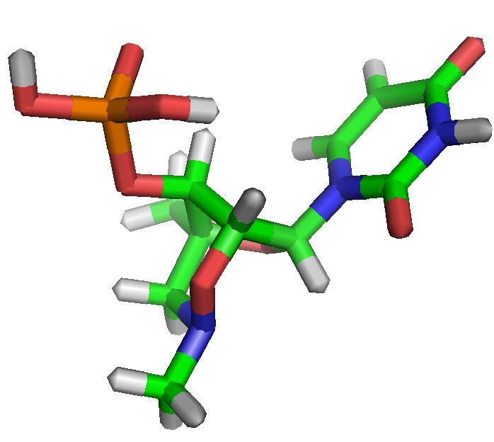 BNA-NMe-Uridine