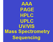 Proteomics and protein characterization